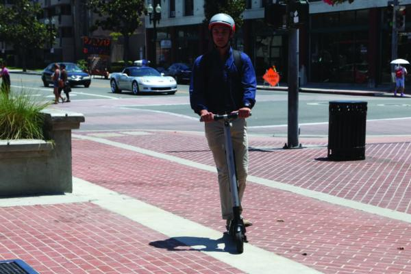 Vulog and Segway team for micro-mobility service