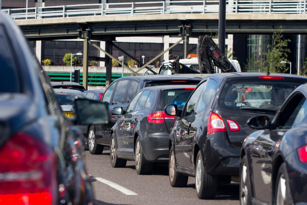 The whitepaper examines the UK's toxic relationship with the car