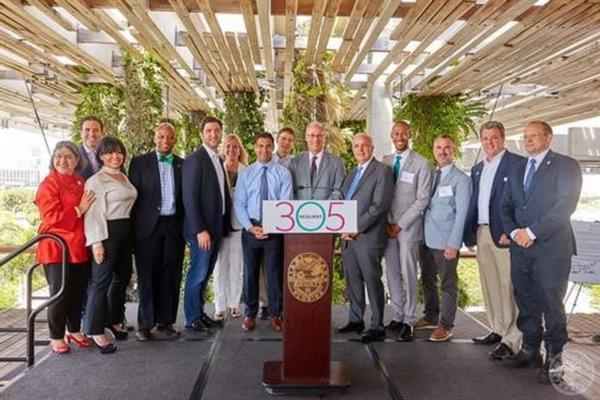 Miami launches a model for urban resilience