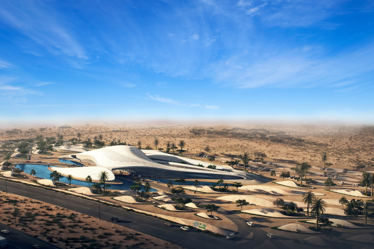 Bee'ah's headquarters in Sharjah aims brings together technology and sustainability