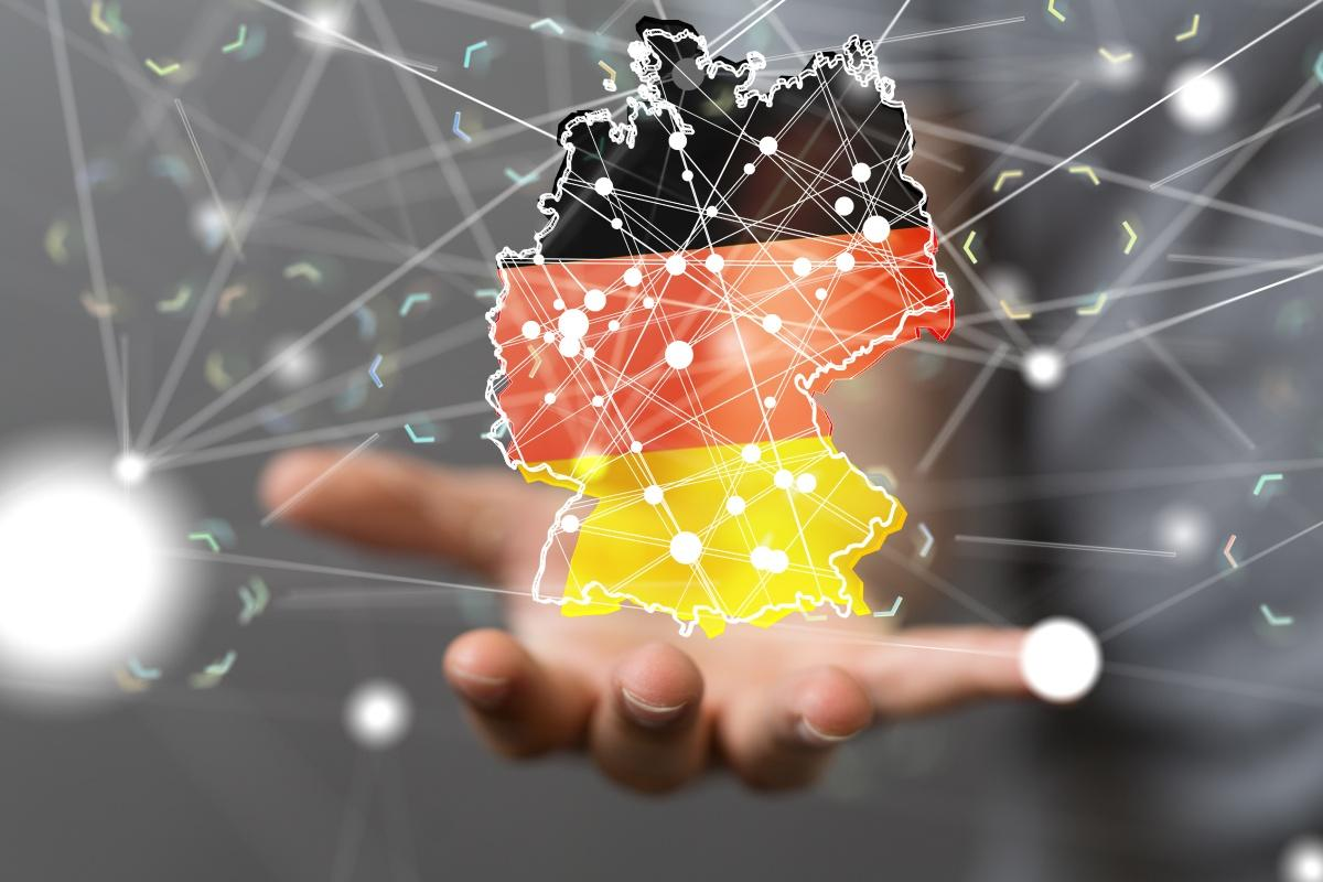 Germany is behind its European counterparts when it comes to digitising public services