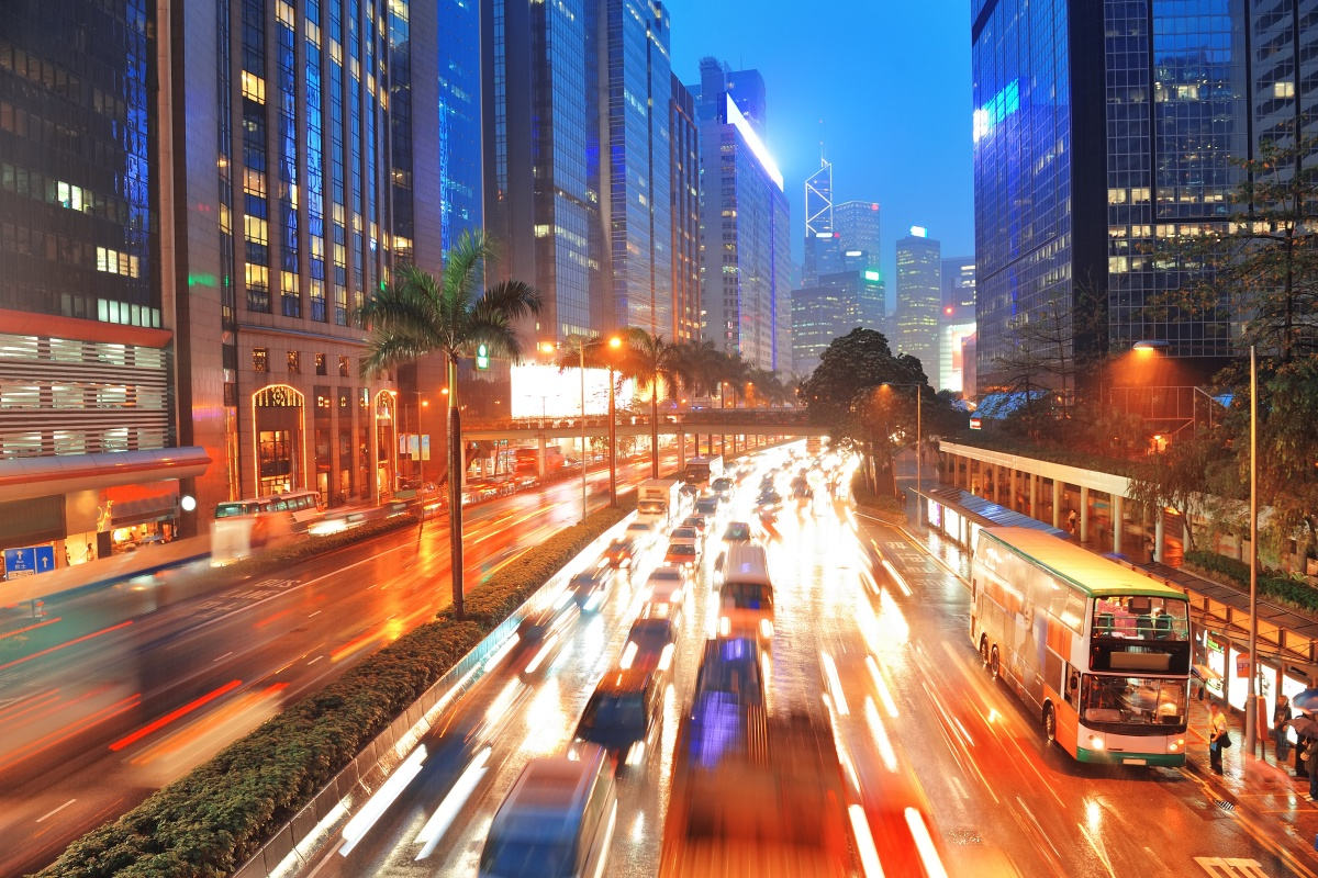 Big data and machine learning can help traffic run smoother through a city