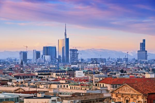 Milan is one of the lighthouse cities taking part in the programme