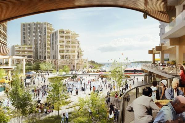 Sidewalk Labs details digital systems, says it won't sell data or use facial recognition