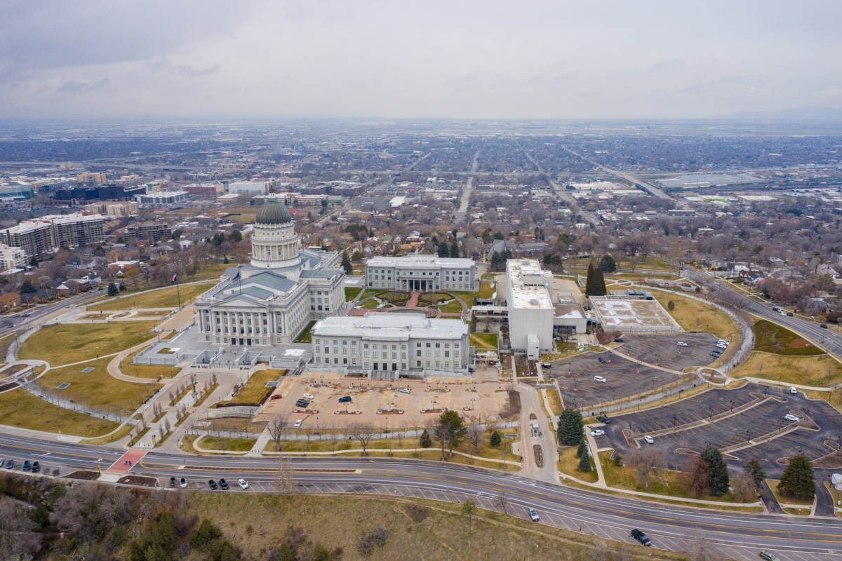 The partnership is helping to prepare Utah's roads for the connected and autonomous future