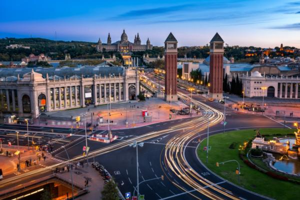 Smart city traffic tech revenue set to more than double