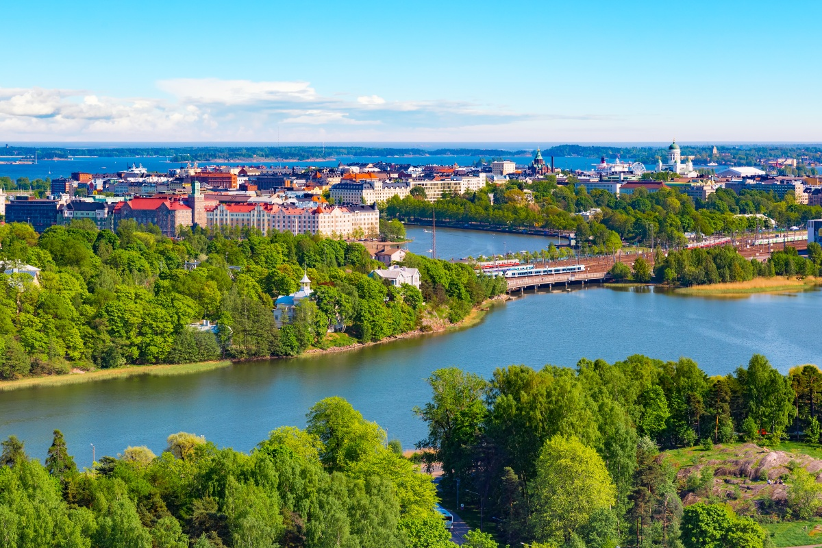 Helsinki is helping residents, visitors and businesses to think and act sustainably
