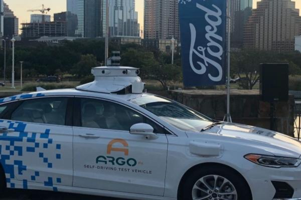 Austin prepares its streets for self-driving vehicles
