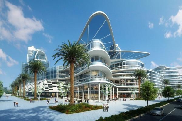 $7.5 billion Bleutech Park high-tech 'mini-city' secures Las Vegas land