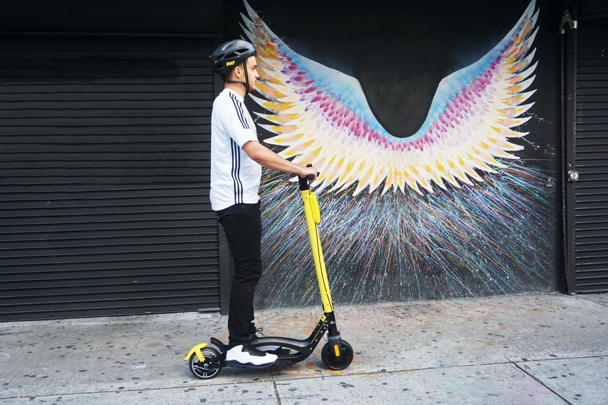 Bolt aims to work with cities on a local level when deploying its scooters
