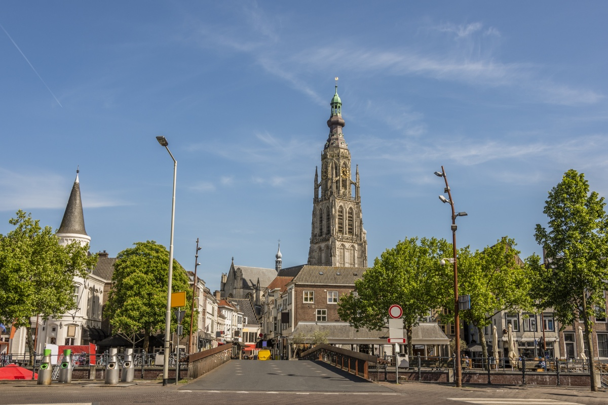 Breda will share its ecosystem regeneration technology with other cities