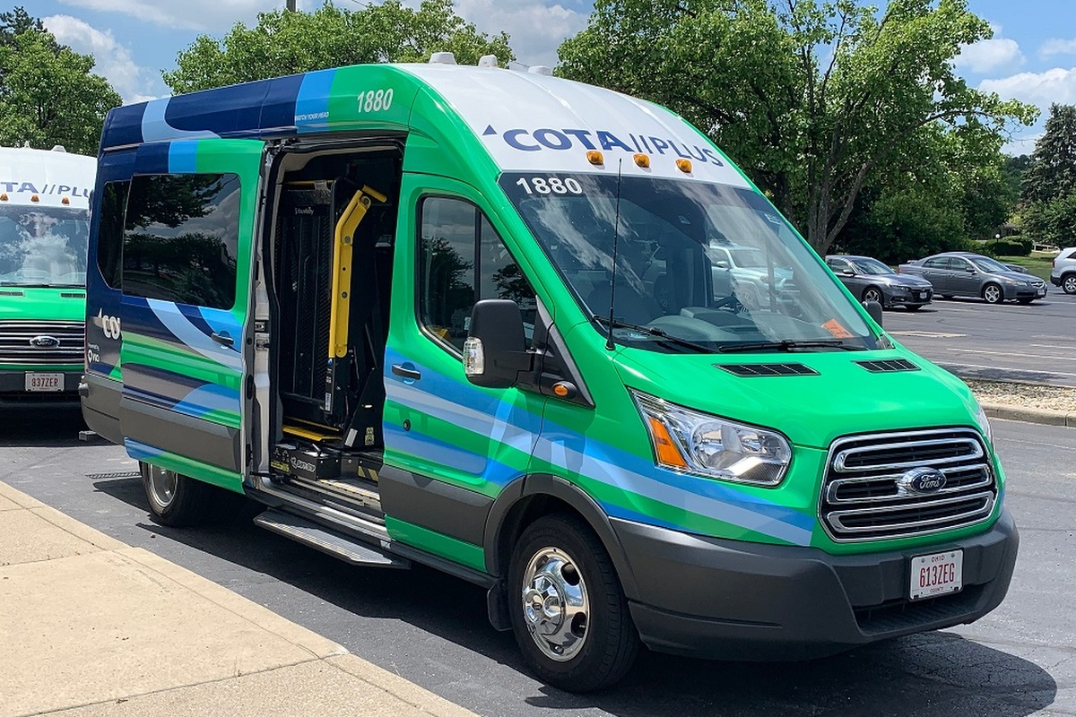 Columbus was tasked with developing a first-of-its-kind smart transportation system