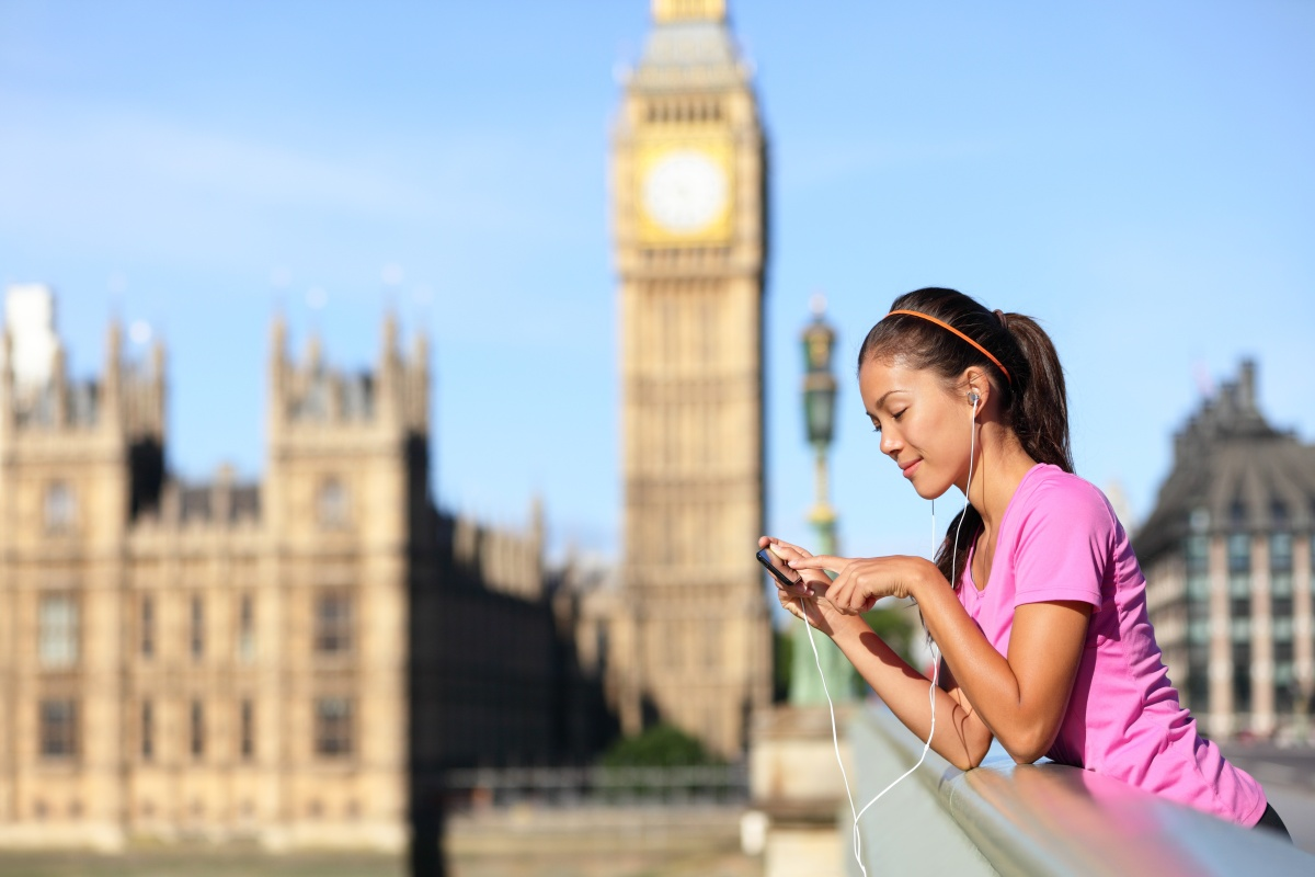 London has the greatest appeal of the cities studied for Generation Z