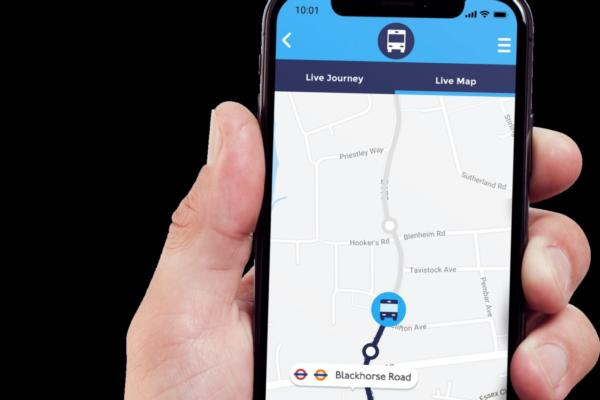 Onboard passenger information solution for UK bus and coach industry