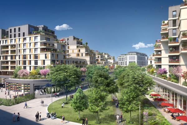 Eco-neighbourhood aims to reshape urban living