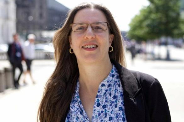 City Lights: Laura Robertson-Collins, Climate Champion, Liverpool