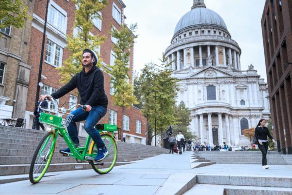Lime works with London cycling campaigners to promote e-bikes