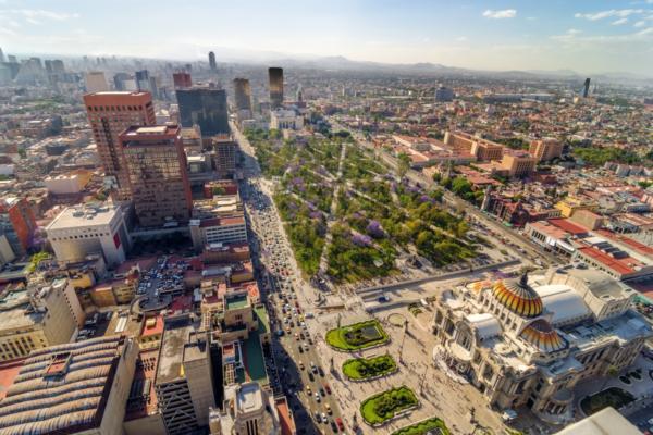 Mexico City completes city-wide cloud surveillance project