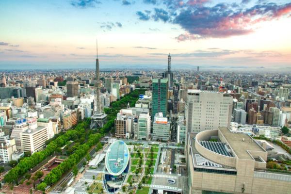 Nagoya to install smart city digital panels