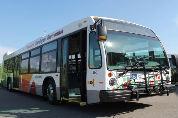 Canadian city launches on-demand transit service with Via