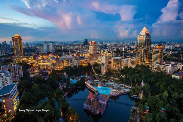 Malaysian and UK universities come together for future cities