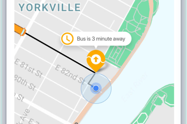 New York City selects Via to power school bus system