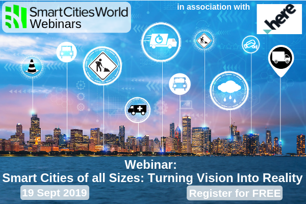 OnDemand Webinar: Smart Cities of all Sizes: Turning Vision Into Reality