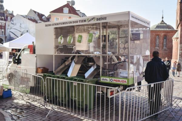 AI powers plastic deposit-refund scheme