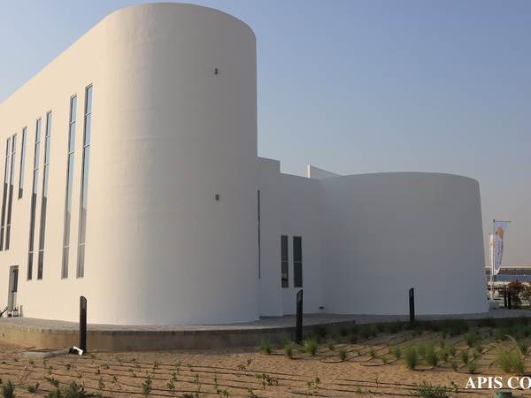 Dubai claims world's largest 3D-printed building