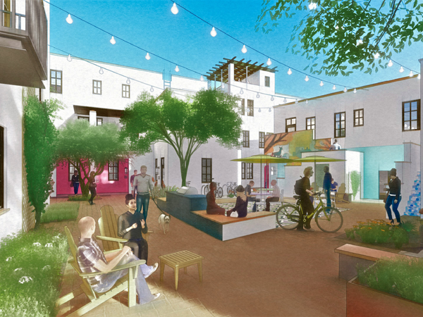 Culdesac to build car-free neighbourhood in Arizona