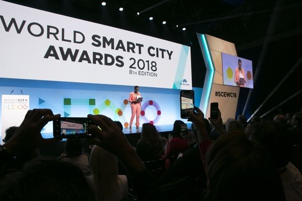 Smart City Expo announces awards finalists