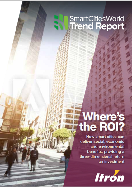 Smart cities: Where's the ROI?