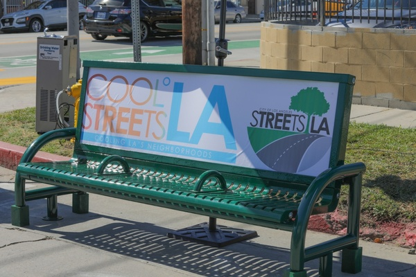 Los Angeles confronts climate change on the streets