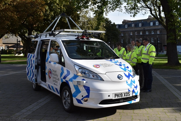 O2 5G technology to be used for driverless trials in London
