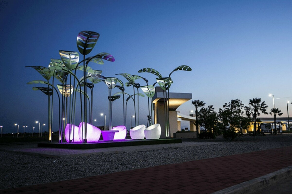 The Smart City Laguna development near Fortaleza, Brazil