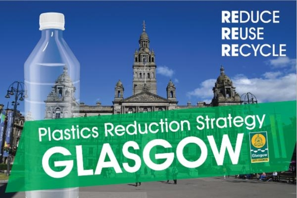 Glasgow aims to phase out single-use plastics by 2022