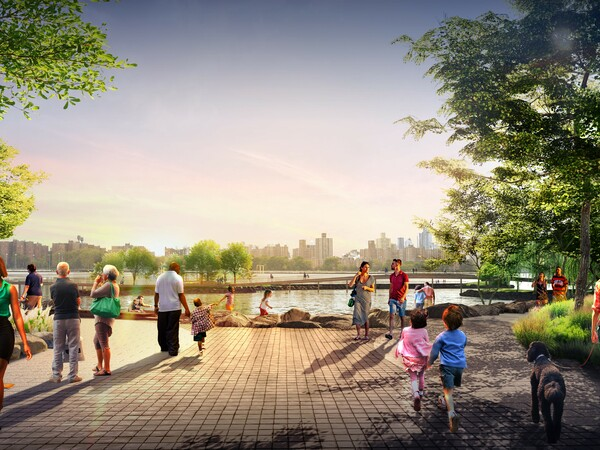 NYC development to showcase 'nature's civil engineering' for waterfront resilience