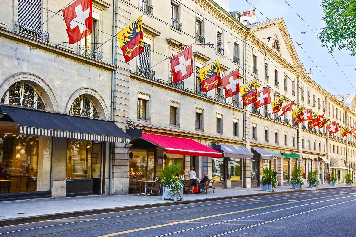 Swiss cities and streets will benefit from more efficient waste management