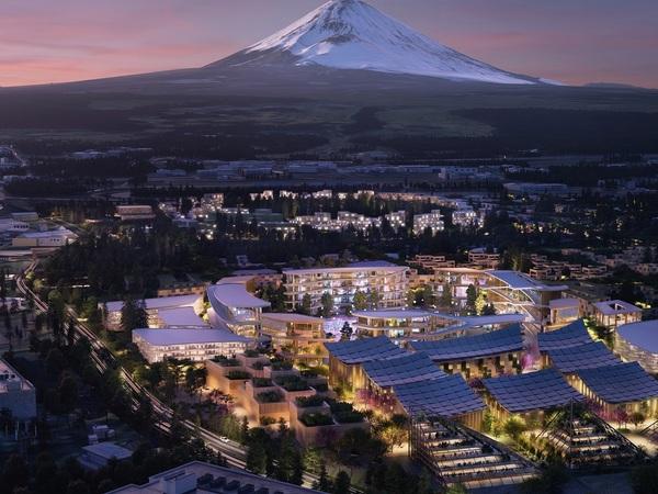 Toyota to build prototype future city in Japan