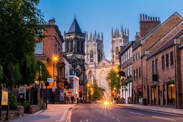 York to ban cars in the centre by 2023