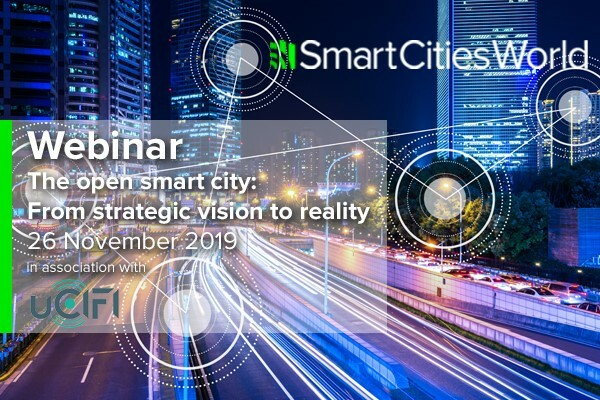 OnDemand WEBINAR: The open smart city: From strategic vision to reality