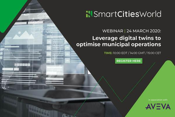 OnDemand WEBINAR: Leverage digital twins to optimise municipal operations
