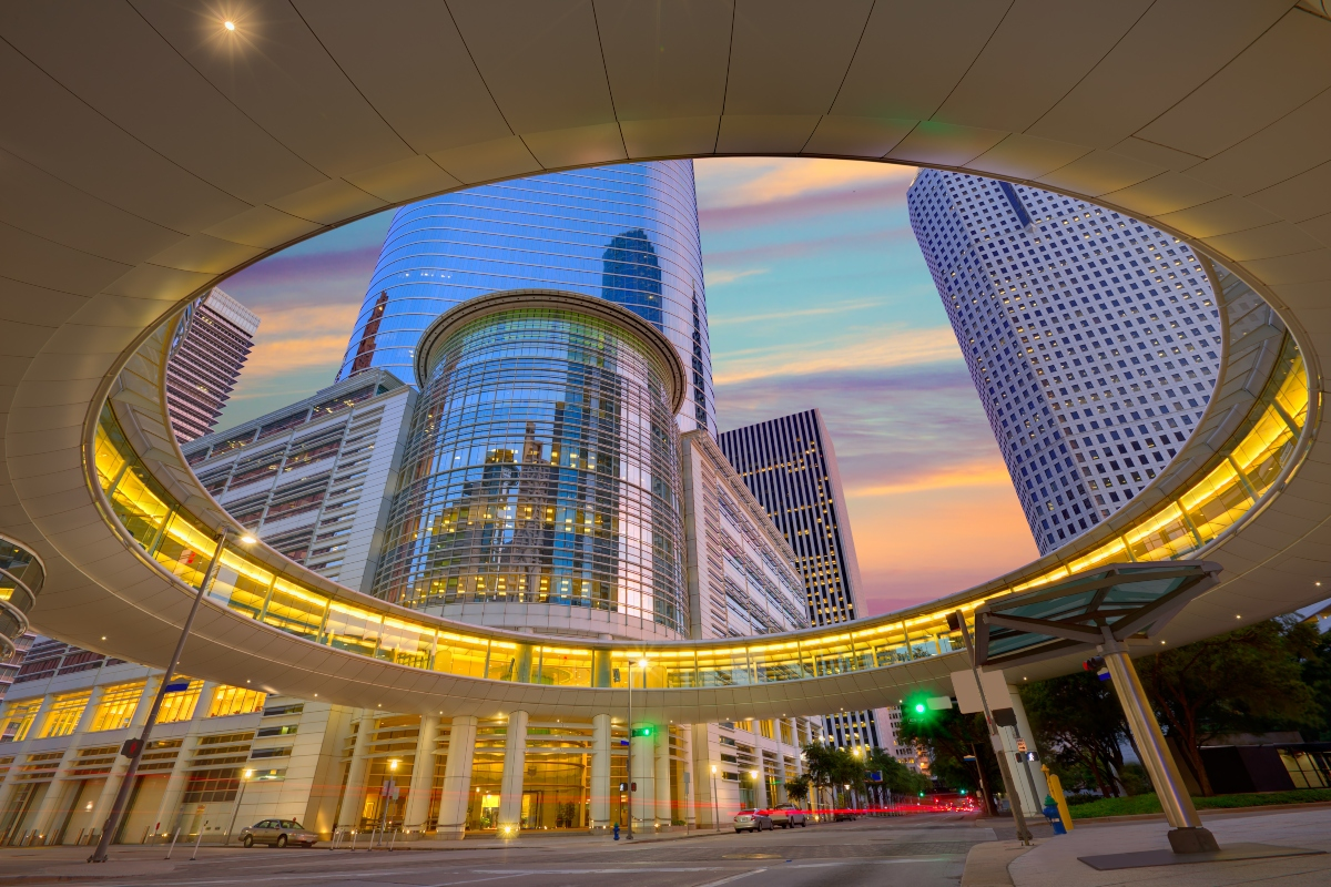 Start-ups secure the opportunity to work with the City of Houston on pilot projects
