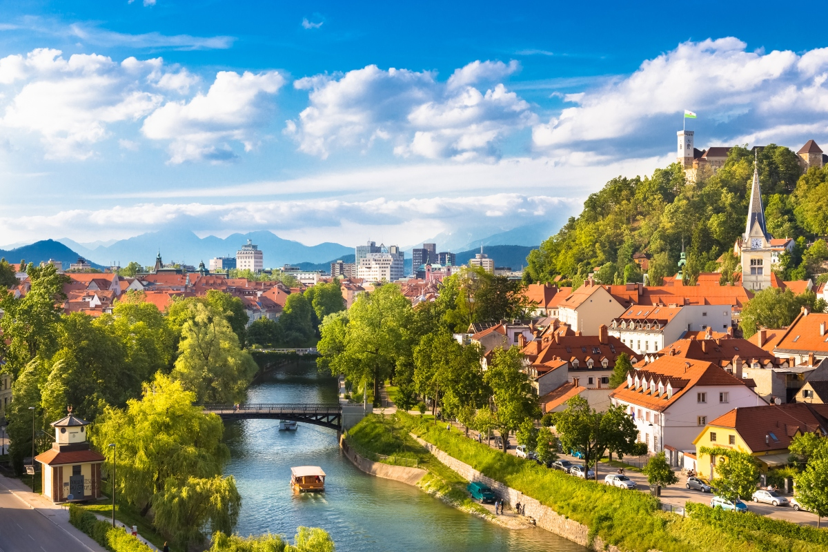 Slovenia is aiming to build a carbon-neutral, prosperous and smart future