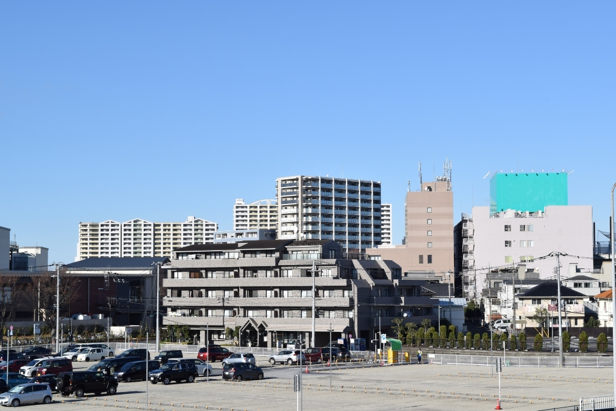 Machida City in Tokyo is the site of the crossing trial
