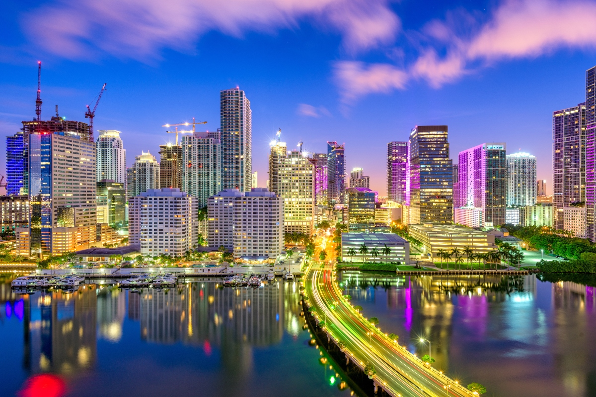 Miami is set to become a test-bed region for innovative mobility technologies