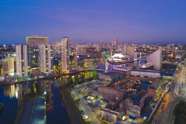 Manchester unveils five-year climate action plan