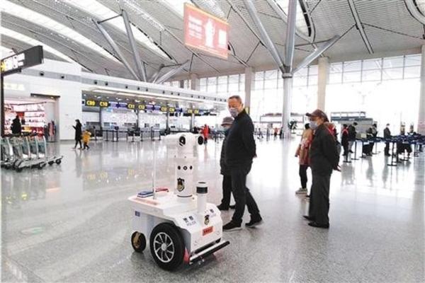 How 5G-powered robots are helping China fight coronavirus