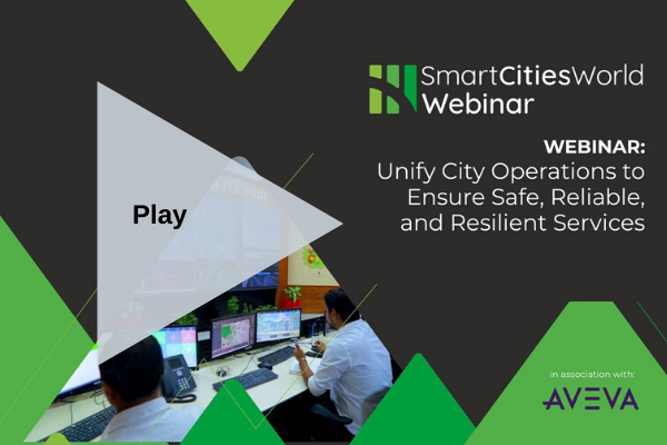 OnDemand WEBINAR: Unify City Operations to Ensure Safe, Reliable, and Resilient Services