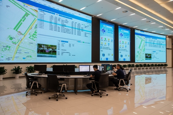 Raft of new infrastructure projects slated for Binhai New Area